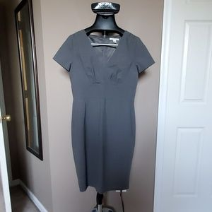 Dark Gray Banana Republic Dress, Size 10